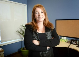 Stratford Perth Community Foundation executive director Tracy Van Kalsbeek