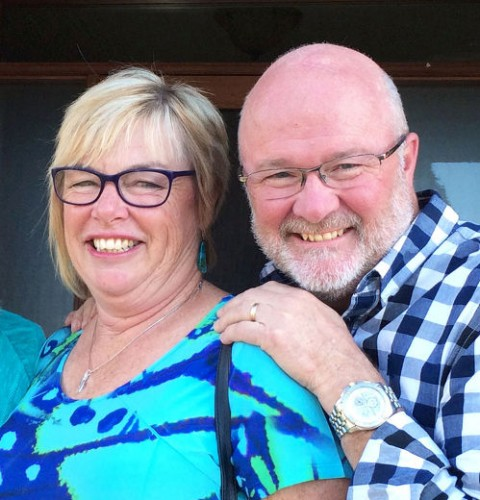 Stratford's Carolyn and Steve Rae