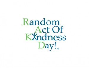 Random Act of Kindness Day