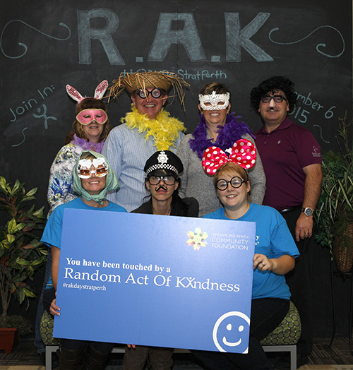 2015 Random Act Of Kindness Day