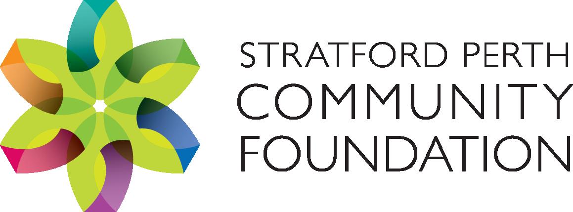 Stratford Perth Community Foundation Logo