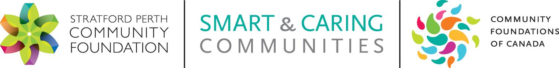 Stratford Perth Community Foundation Smart & Caring Communities Header