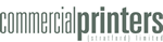 Commercial Printers Logo