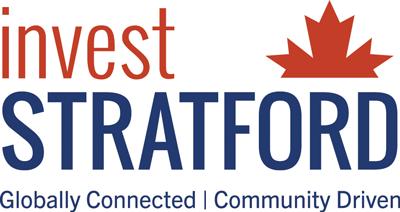 Invest Stratford Logo