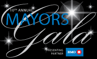 TICKETS ON SALE FOR THE 10th ANNUAL MAYORS GALA