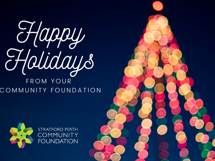 Happy Holidays from SPCF Board Chair
